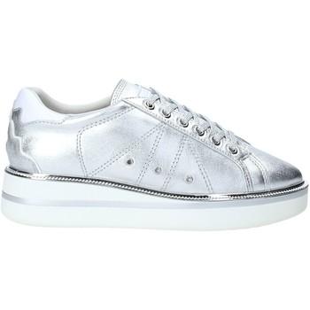 Sko Dame Lave sneakers Lumberjack SW43505 001 O16 Sølv
