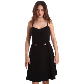 textil Dame Korte kjoler Gaudi 911FD15005 Sort