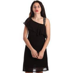 textil Dame Korte kjoler Gaudi 911FD15011 Sort