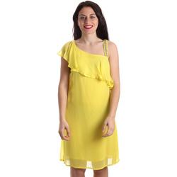 textil Dame Korte kjoler Gaudi 911FD15011 Gul