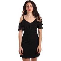 textil Dame Korte kjoler Gaudi 911FD15049 Sort