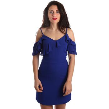 textil Dame Korte kjoler Gaudi 911FD15049 Blå