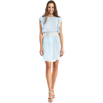 textil Dame Korte kjoler Gaudi 911BD15004 Blå