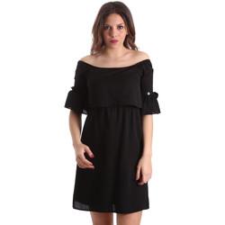 textil Dame Korte kjoler Gaudi 911BD15015 Sort