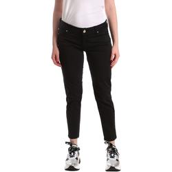 textil Dame Smalle jeans Gaudi 911BD25011 Sort
