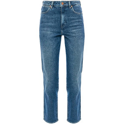 textil Dame Lige jeans Wrangler W238TN Blå