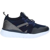 Sko Børn Lave sneakers Fred Mello S19-SFK133 Blå