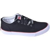 Sko Børn Lave sneakers Levi's VCAS0006T Sort
