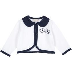 textil Børn Veste / Cardigans Chicco 09096803000000 hvid