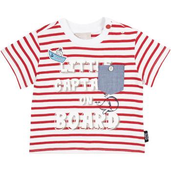 textil Børn Langærmede T-shirts Chicco 09006680000000 Rød