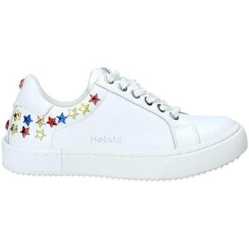 Sko Børn Lave sneakers Holalà HS0047L hvid