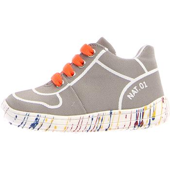Sko Børn Lave sneakers Naturino 2013463-03-0B03 Grå