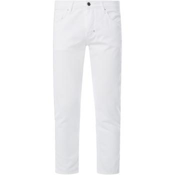 textil Herre Smalle jeans Antony Morato MMTR00502 FA900123 hvid