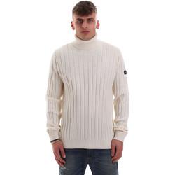 textil Herre Pullovere Navigare NV10233 hvid