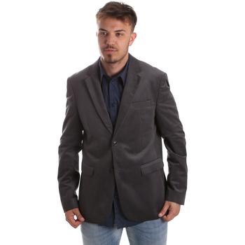 textil Herre Jakker / Blazere Gaudi 921FU35042 Grå