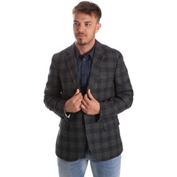 textil Herre Jakker / Blazere Gaudi 921FU35056 Blå