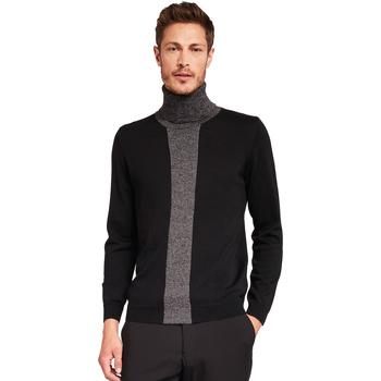 textil Herre Pullovere Gaudi 921FU53008 Sort