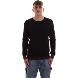textil Herre Pullovere Gaudi 921FU53039 Blå