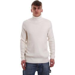 textil Herre Pullovere Gaudi 921FU53048 hvid