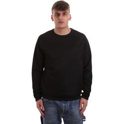 textil Herre Sweatshirts Gaudi 921FU64029 Sort