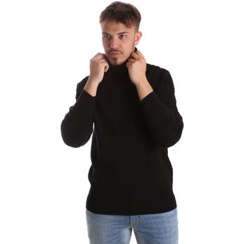 textil Herre Pullovere Gaudi 921FU53048 Sort