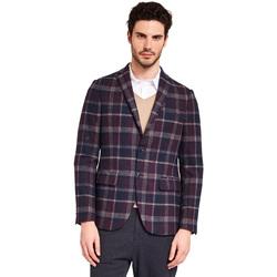 textil Herre Jakker / Blazere Gaudi 921BU35029 Blå