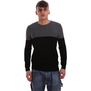 textil Herre Pullovere Gaudi 921BU53010 Sort