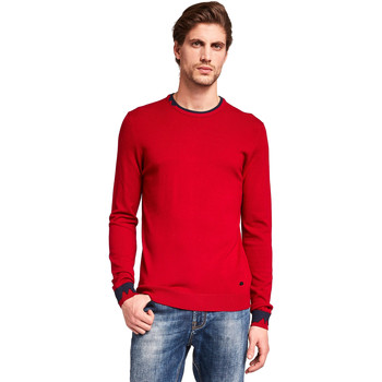 textil Herre Pullovere Gaudi 921BU53012 Rød
