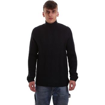 textil Herre Pullovere Gaudi 921BU53032 Blå