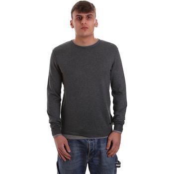 textil Herre Pullovere Gaudi 921BU53036 Grå