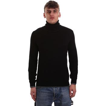textil Herre Pullovere Gaudi 921BU53040 Sort