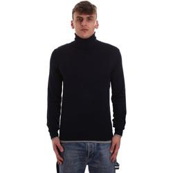 textil Herre Pullovere Gaudi 921BU53040 Blå