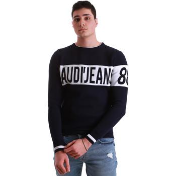 textil Herre Pullovere Gaudi 921BU53067 Blå