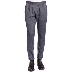 textil Herre Habit bukser Gaudi 921BU25018 Blå