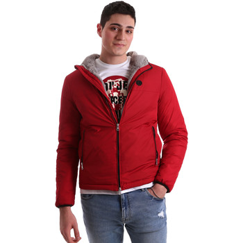 textil Herre Jakker Gaudi 921BU35006 Rød