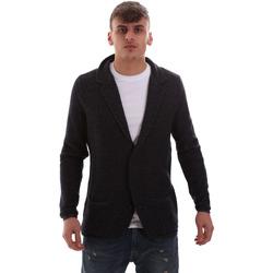 textil Herre Veste / Cardigans Antony Morato MMSW00949 YA200061 Blå