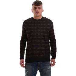 textil Herre Pullovere Antony Morato MMSW00972 YA400113 Blå