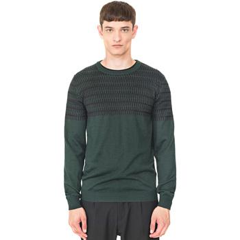 textil Herre Pullovere Antony Morato MMSW00994 YA400006 Grøn