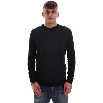 textil Herre Pullovere Antony Morato MMSW01000 YA400006 Blå