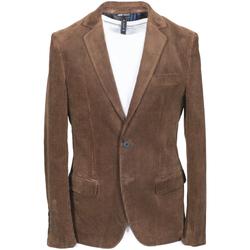 textil Herre Jakker / Blazere Antony Morato MMJA00406 FA300011 Brun