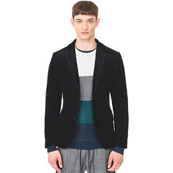 textil Herre Jakker / Blazere Antony Morato MMJA00406 FA300011 Blå
