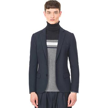 textil Herre Jakker / Blazere Antony Morato MMJA00407 FA100130 Blå