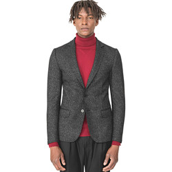 textil Herre Jakker / Blazere Antony Morato MMJA00408 FA140161 Sort
