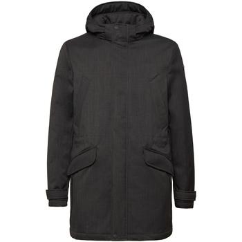 textil Herre Parkaer Geox M9420Q T2517 Grå