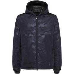 textil Herre Jakker Geox M9420B TF361 Blå