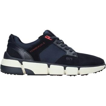 Sko Herre Lave sneakers Lumberjack SM58712 001 X16 Blå