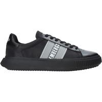 Sko Herre Lave sneakers Bikkembergs B4BKM0027 Sort