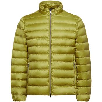 textil Herre Dynejakker Geox M9425D T2562 Gul
