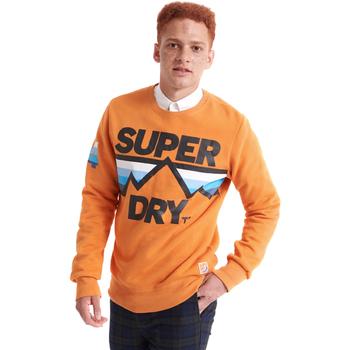 textil Herre Sweatshirts Superdry M2000012A Orange