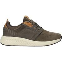 Sko Herre Lave sneakers Wrangler WM92140A Grøn
